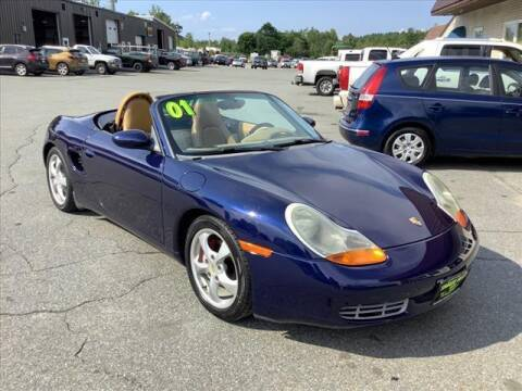 2001 Porsche Boxster for sale at SHAKER VALLEY AUTO SALES in Enfield NH
