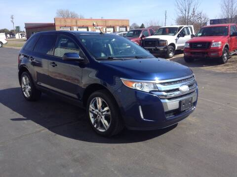 2012 Ford Edge for sale at Bruns & Sons Auto in Plover WI