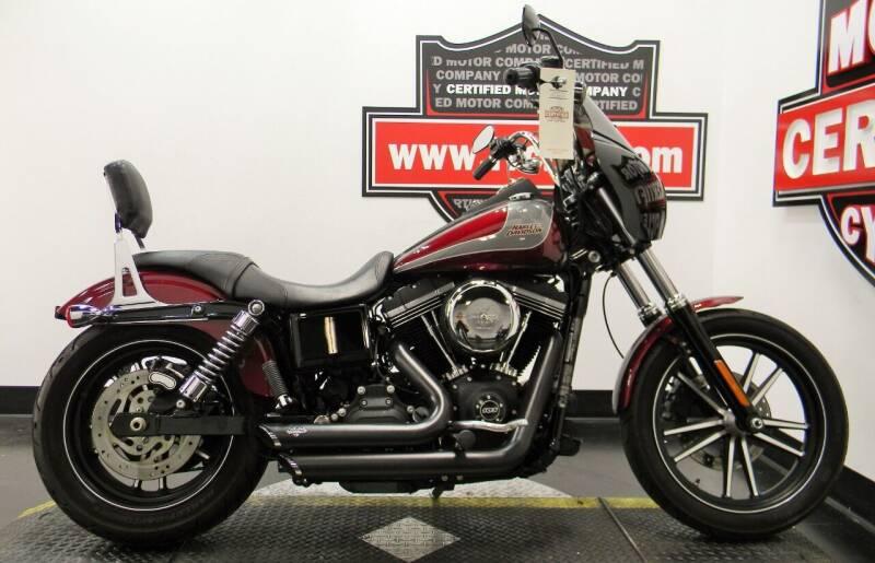 2015 Harley-Davidson STEET BOB CUSTOM for sale at Certified Motor Company in Las Vegas NV