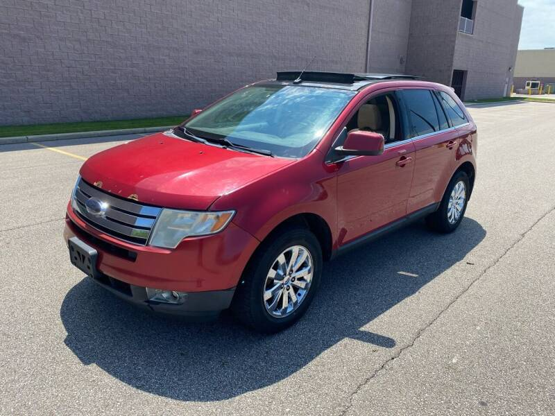2008 Ford Edge for sale at JE Autoworks LLC in Willoughby OH