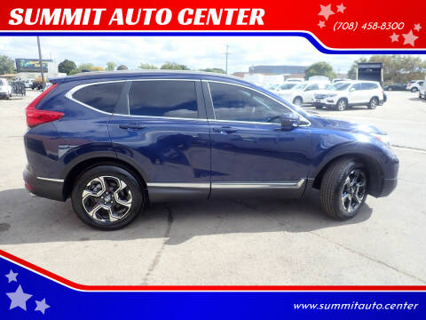 2019 Honda CR-V for sale at SUMMIT AUTO CENTER in Summit IL