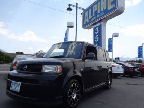 2006 Scion xB for sale at Alpine Auto Sales in Salt Lake City UT