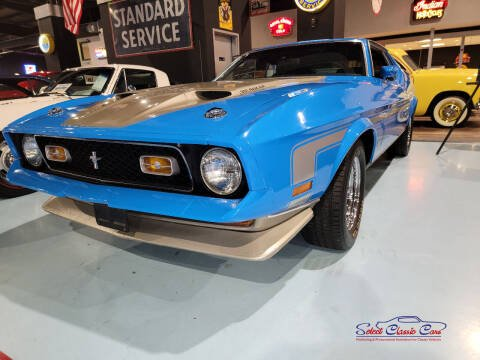 1971 Ford Mustang for sale at SelectClassicCars.com in Hiram GA