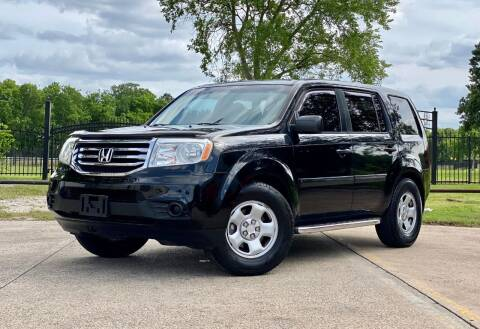 2012 Honda Pilot for sale at Texas Auto Corporation in Houston TX