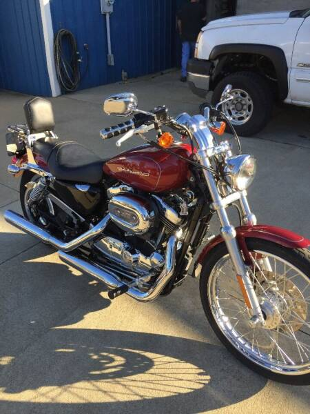 2007 Harley-Davidson 1200C SPORTSTER for sale at New Rides in Portsmouth OH