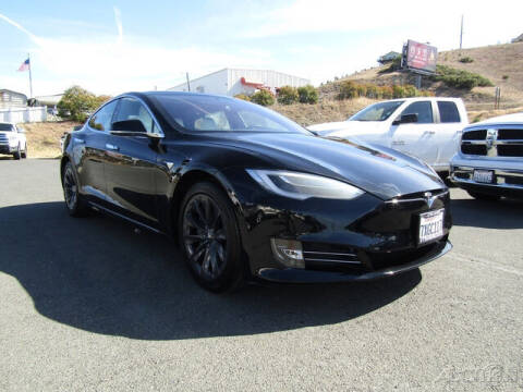 2018 Tesla Model S for sale at Guy Strohmeiers Auto Center in Lakeport CA