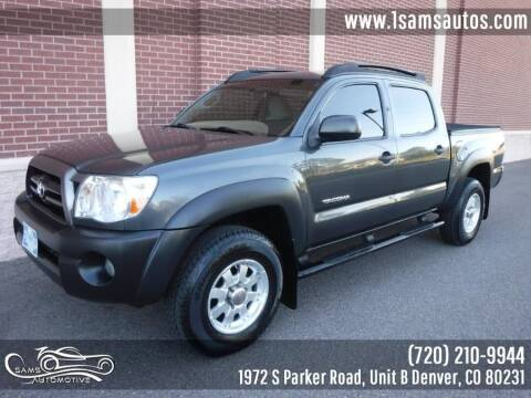 2009 Toyota Tacoma for sale at SAM'S AUTOMOTIVE in Denver CO