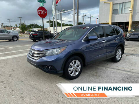 2013 Honda CR-V for sale at Global Auto Sales USA in Miami FL