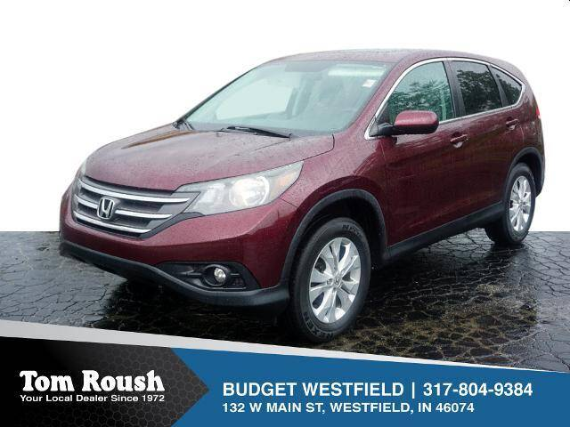 2014 Honda CR-V for sale at Tom Roush Budget Westfield in Westfield IN