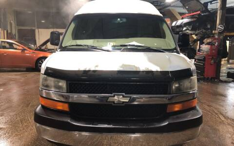 2003 Chevrolet Express Cargo for sale at Six Brothers Auto Sales in Youngstown OH