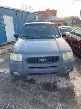 2002 Ford Escape for sale at New Start Motors LLC in Montezuma IN