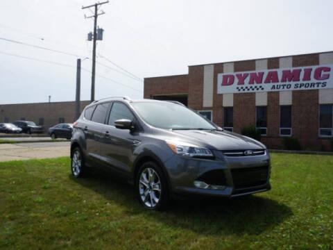 2014 Ford Escape for sale at DYNAMIC AUTO SPORTS in Addison IL