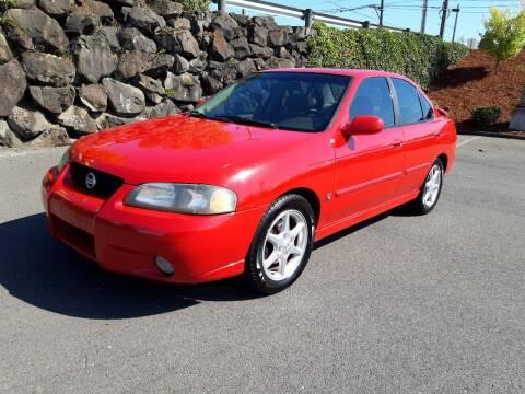 2002 Nissan Sentra for sale at South Tacoma Motors Inc in Tacoma WA