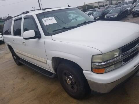2004 Chevrolet Suburban for sale at Palmer Automobile Sales in Decatur GA