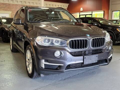 2016 BMW X5 for sale at AW Auto & Truck Wholesalers  Inc. in Hasbrouck Heights NJ