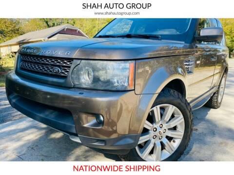 2011 Land Rover Range Rover Sport for sale at E-Z Auto Finance - E-Biz Auto in Marietta GA