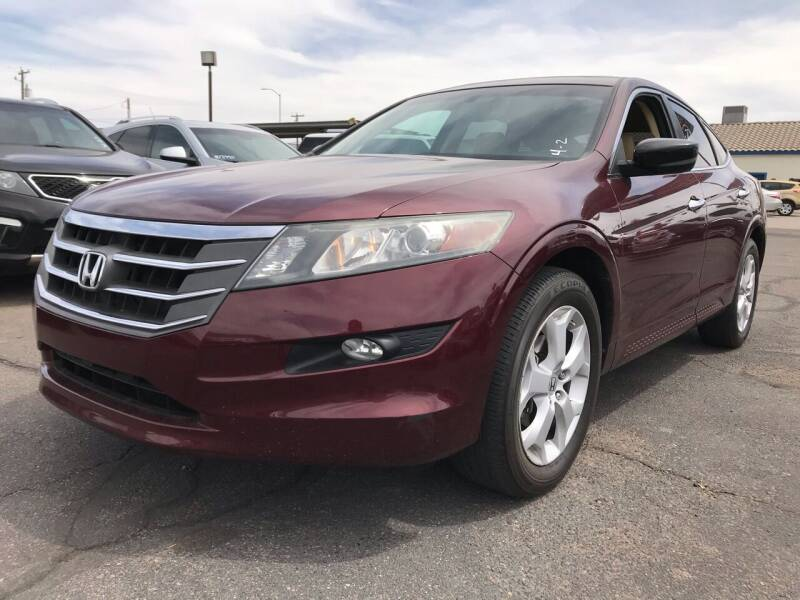 2012 Honda Crosstour for sale at Town and Country Motors in Mesa AZ