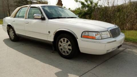 2005 Mercury Grand Marquis for sale at Coastal Car Brokers LLC in Tampa FL