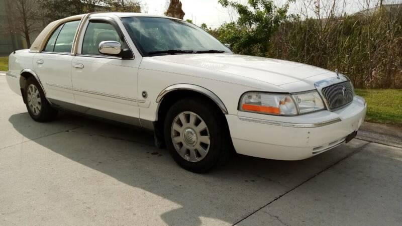 2005 Mercury Grand Marquis for sale at Coastal Car Brokers LLC in Tampa FL