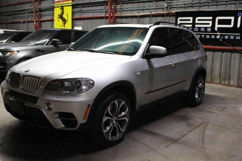 2013 BMW X5 for sale at ESPI Motors in Houston TX