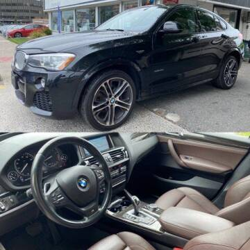 2016 BMW X4 for sale at Certified Luxury Motors in Great Neck NY