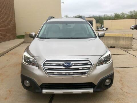 2016 Subaru Outback for sale at Effect Auto Center in Omaha NE