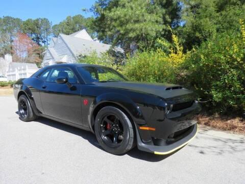 2018 Dodge Challenger for sale at Cabriolet Motors in Morrisville NC