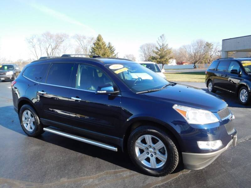 2012 Chevrolet Traverse for sale at North State Motors in Belvidere IL