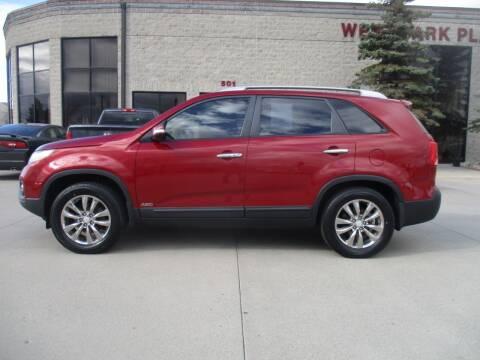 2011 Kia Sorento for sale at Elite Motors in Fargo ND