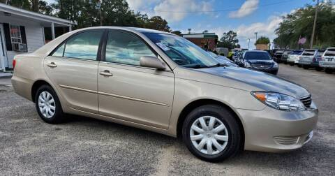 2005 Toyota Camry for sale at Rodgers Enterprises in North Charleston SC