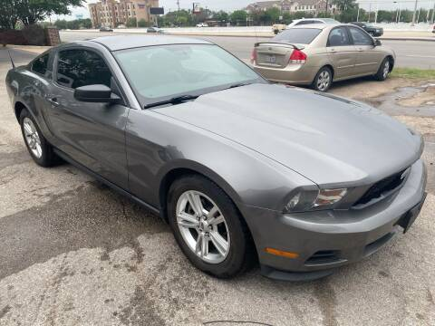 2012 Ford Mustang for sale at Austin Direct Auto Sales in Austin TX