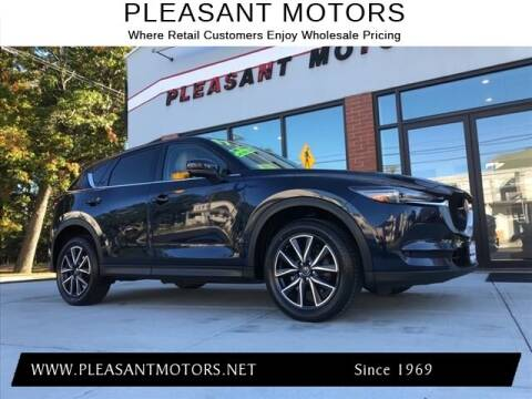 2017 Mazda CX-5 for sale at Pleasant Motors in New Bedford MA