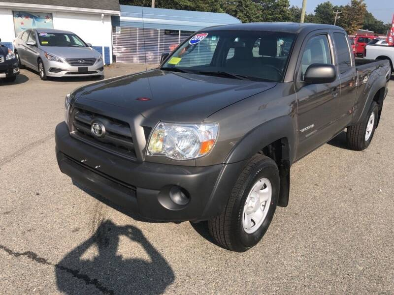 2010 Toyota Tacoma for sale at U FIRST AUTO SALES LLC in East Wareham MA