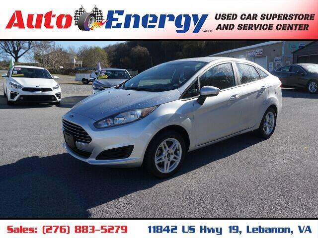 2018 Ford Fiesta for sale at Auto Energy in Lebanon VA