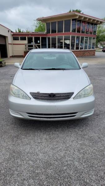 2004 Toyota Camry for sale at MR Auto Sales Inc. in Eastlake OH