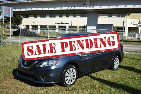 2017 Nissan Sentra for sale at STS Automotive - Miami, FL in Miami FL