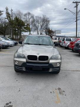 2007 BMW X5 for sale at Elite Motors in Knoxville TN