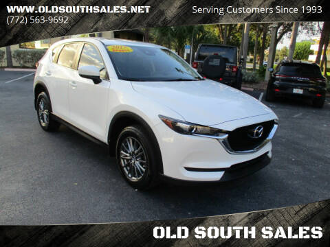 2017 Mazda CX-5 for sale at OLD SOUTH SALES in Vero Beach FL