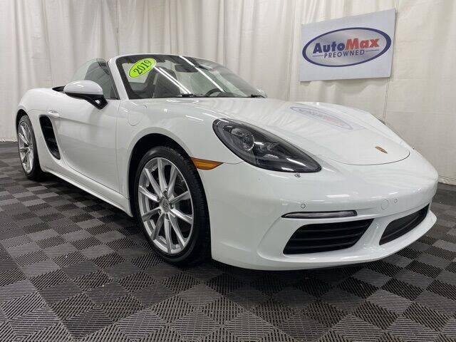 2019 Porsche 718 Boxster for sale in Framingham, MA