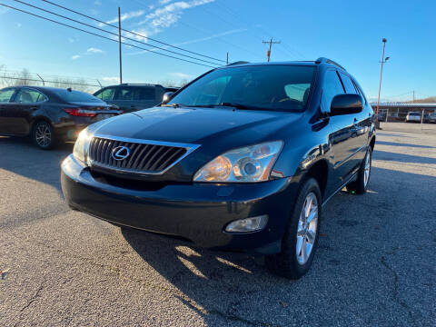2009 Lexus RX 350 for sale at Signal Imports INC in Spartanburg SC