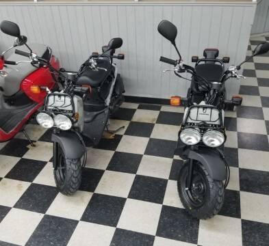 2022 Honda NPS50N RUCKUS for sale at Irv Thomas Honda Suzuki Polaris in Corpus Christi TX