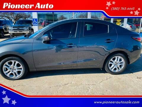 2017 Toyota Yaris iA for sale at Pioneer Auto in Ponca City OK