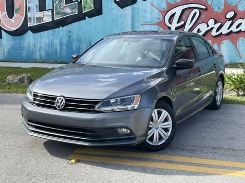 2015 Volkswagen Jetta for sale at Palermo Motors in Hollywood FL