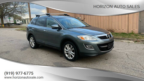 2011 Mazda CX-9 for sale at Horizon Auto Sales in Raleigh NC