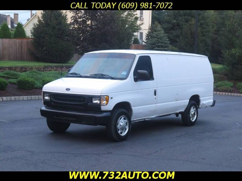 2001 Ford E-Series Cargo for sale at Absolute Auto Solutions in Hamilton NJ