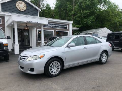 2011 Toyota Camry for sale at Ocean State Auto Sales in Johnston RI