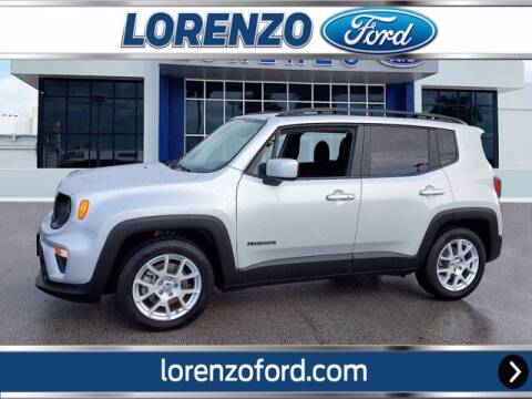 2019 Jeep Renegade for sale at Lorenzo Ford in Homestead FL