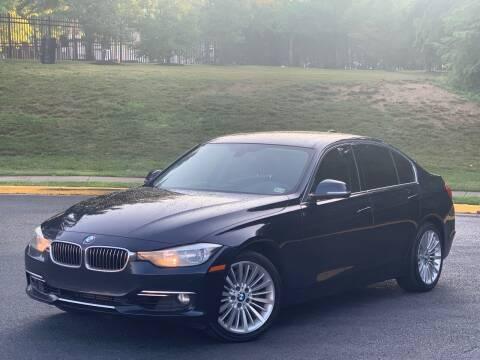 2012 BMW 3 Series for sale at Diamond Automobile Exchange in Woodbridge VA