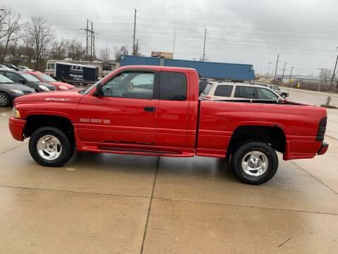 1999 Dodge Ram Pickup 1500 for sale at Elite Auto Plaza in Springfield IL