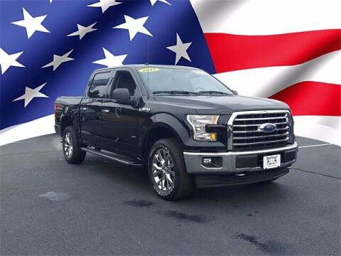 2017 Ford F-150 for sale at Gentilini Motors in Woodbine NJ